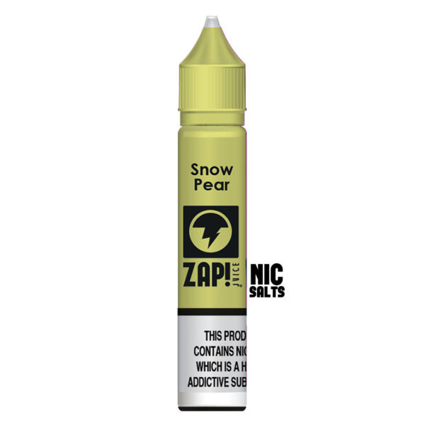 ZAP! Juice Snow Pear – 20mg...