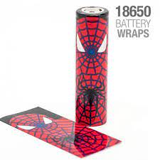 Spider-Man Battery Wrap -...
