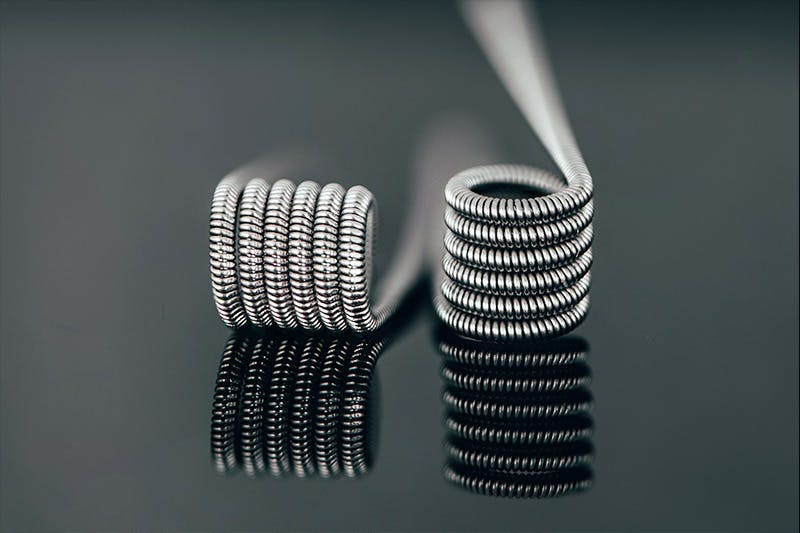 Set of Clapton Coils