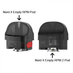 Smok Nord 4 Replacement Pod...