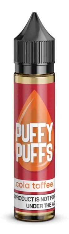 Puffy Puffs – Cola Tofee
