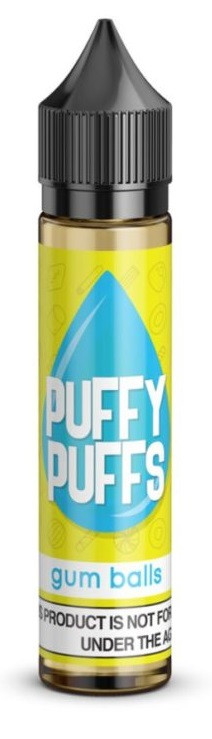 Puffy Puffs NicSalts – Gum...